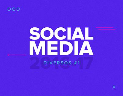 Social Media 2016 - 2017 #1