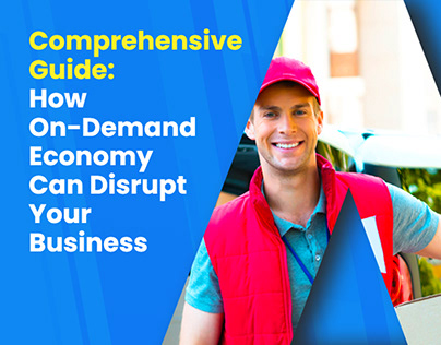 How On Demand Economy Disrupt your Business | Datasheet