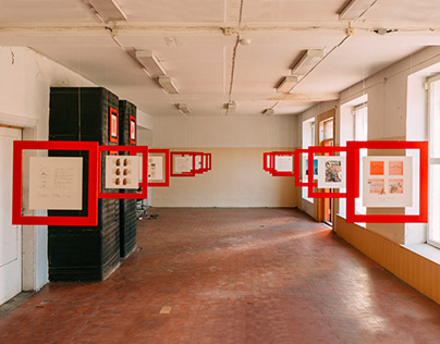(In)sensitive townscapes - Exhibition architecture
