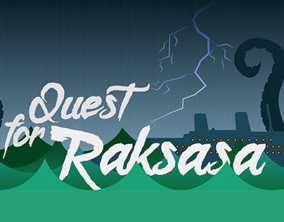 Quest for Raksasa