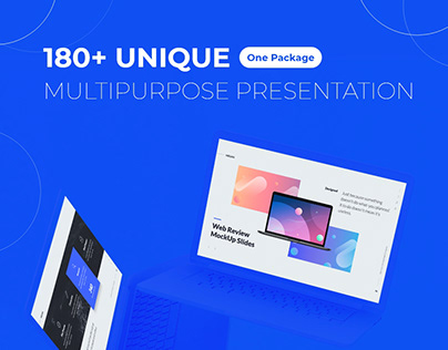 MEGAN - Fully Animated Business Template