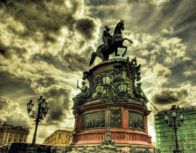 St. Petersburg HDR