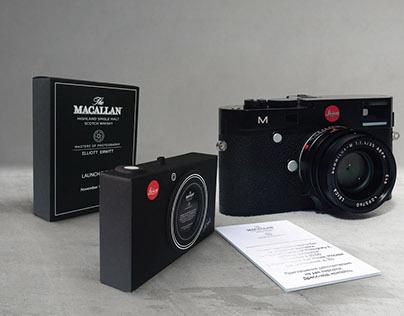 Interactive invitation Macallan Masters of Photography
