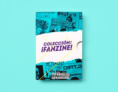Colección: ¡Fanzine!