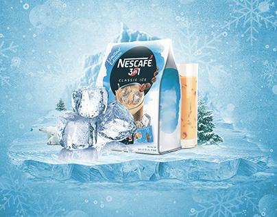 Nescafe Ice .