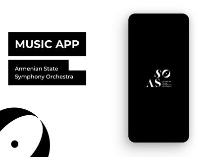 Armenian State Symphony Orchestra (ASSO) App