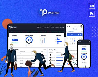 UI/UX - Business Partner