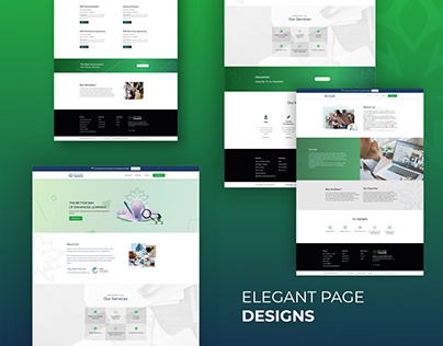 Web Page Design For Knowledge Management Organization