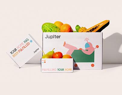 Jupiter Branding