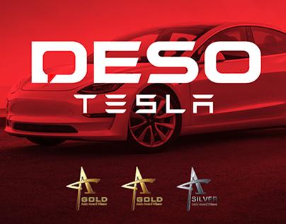 DESO by Tesla