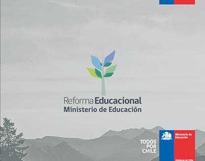 Ministerio de Educación / Licitación Nacional