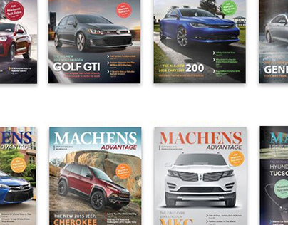 Machens Advantage Magazine
