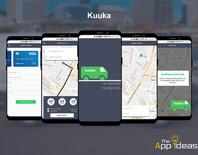 Mobile App Development - Kuuka