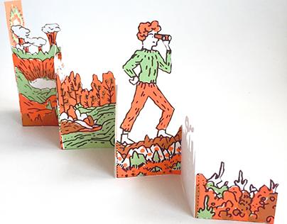 3D Silkscreen Card