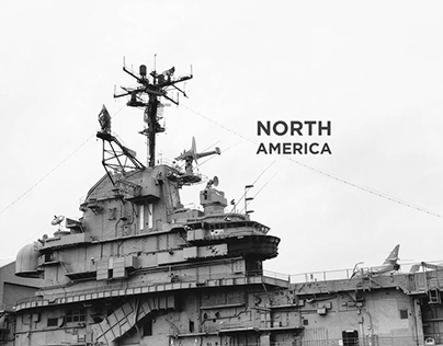 NORTH AMERICA - B&W PHOTO COLLECTION