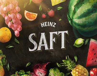 Saft Heinz Key Visual