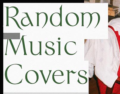 Random Music Covers