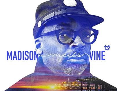 Madison & Vine // Brand and Visual Identity
