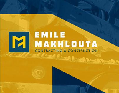 Emile Makhlouta & sons Branding