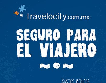 Design for Travelocity (México)