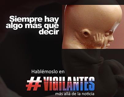 #Vigilantes - La Red
