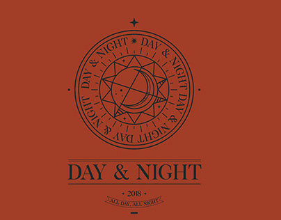 Day & Night Cultural Centre Branding