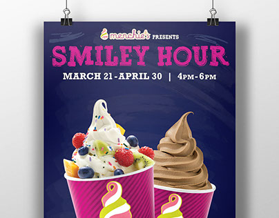 Smiley Hour Campaign