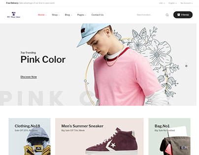 Beeta WooCommerce Theme customized By MD Masud Sikdar