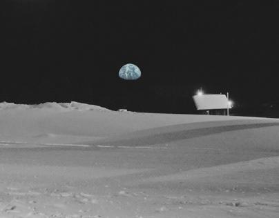 北海道夜晚地球表面狂想曲