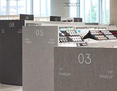 AMOREPACIFIC brand store AMORE STORE