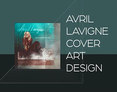 "Avril Lavigne's single ""I Fell in Love with the Devil"""