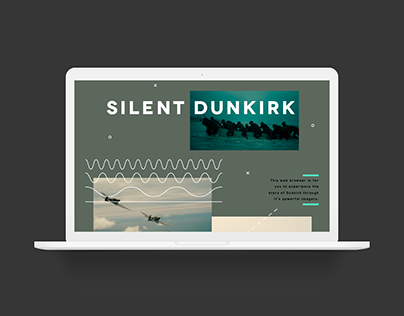 Dunkirk Interface + Poster