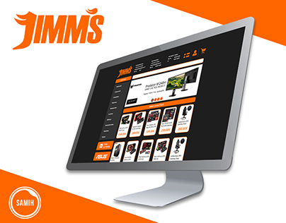 Jimm's - Finnish PC Store