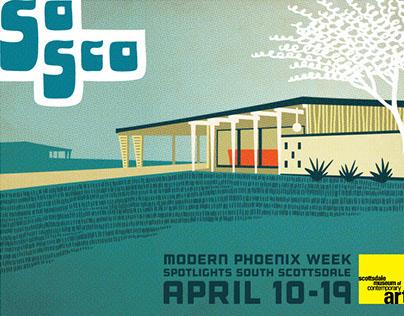 Modern Phoenix Week 2015 Collateral