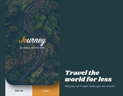 Journey App - 2019