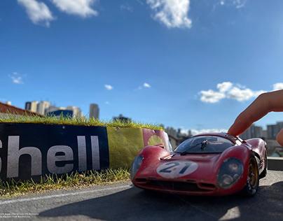 Le Mans - Ferrari 330 P4