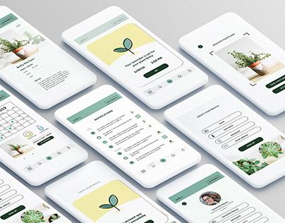 Plant Pal Mobile App