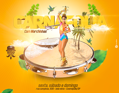 CarnaFolia - Bigo Gringo