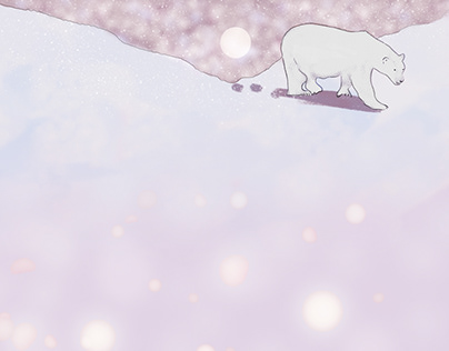 Décor de mise en page pour hivers, noël et nouvel an