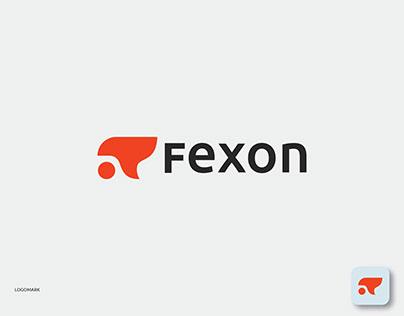 F letter Logo, Modern F