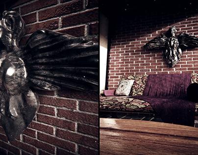 Interior Design - 3D rendering