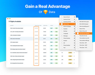 Gain a Real Advantage with Sketch 💎 Data