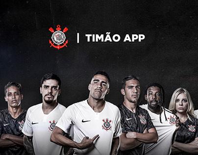 Timão APP - Sport Club Corinthians Paulista