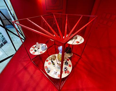 Diseño exposición Premios Artesanía 2019