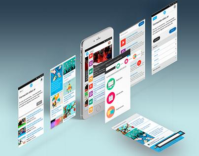 Diseño Mobile educ.ar