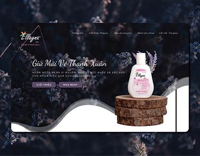 Ellayna   Web Design