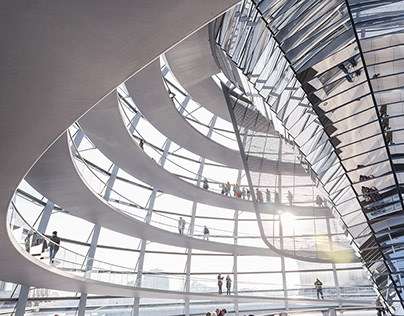 Reichstag Glass Dome, Berlin | 2013