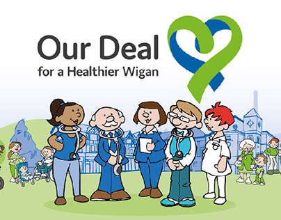 Our Deal for a Healthier Wigan