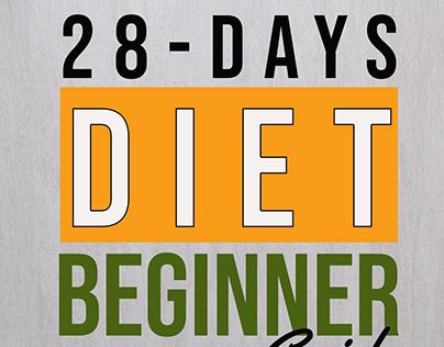 28 DAYS DIET BEGINNER GUIDE