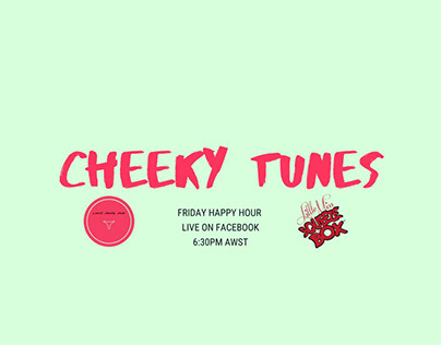 Cheeky Tunes LIVE - Sweet Cheeks Wear Content Strategy